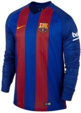Black 2016-2017 Barcelona Nike Crest T-Shirt