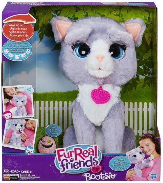 Hasbro Furreal Friends Kotek Bootsie B5936 Ceny I Opinie Ceneopl