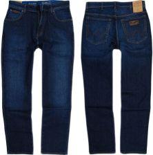 442eda90f7 Wrangler Texas Stretch jeans (w145) 34 30 jeasny spodnie tanie allegro