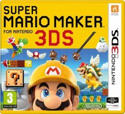 Super Mario Maker (Gra 3DS)