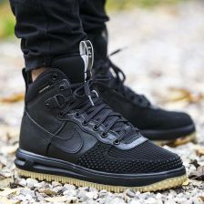 Buty Nike Lunar Force 1 Duckboot Black (805899 003)