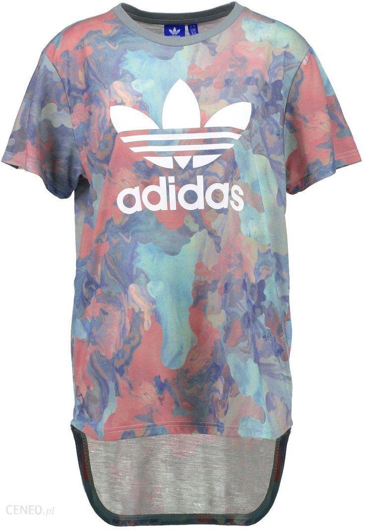 Adidas Originals T shirt damski wielokolorowy Ceneo.pl