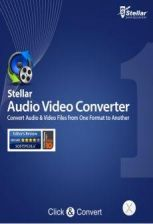 Stellar Audio Video Converter for Mac (Digital)