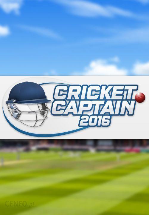 Kriketo kapitonas 2016 m. (Skaitmeninis)