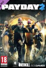 PAYDAY 2: E3 Queen Mask (CD-Key)