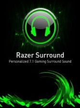 Razer Surround Personalized Pro 7.1 Gaming Audio Software (Digital)