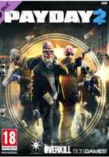 PAYDAY 2: E3 2016 Mask (CD-Key)