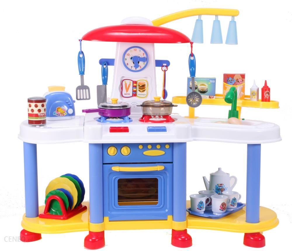 Malplay Kuchnia Dla Dzieci Z Piekarnikiem I Akcesoriami Kitchen