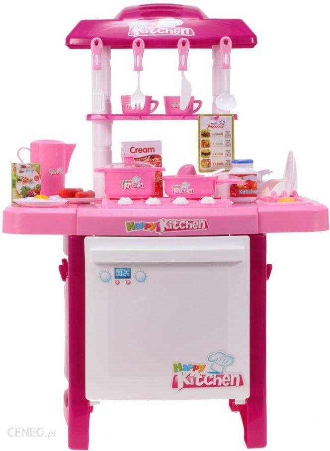 Malplay Kuchnia Dla Dzieci Interaktywna Z Piekarnikiem I Akcesoriami