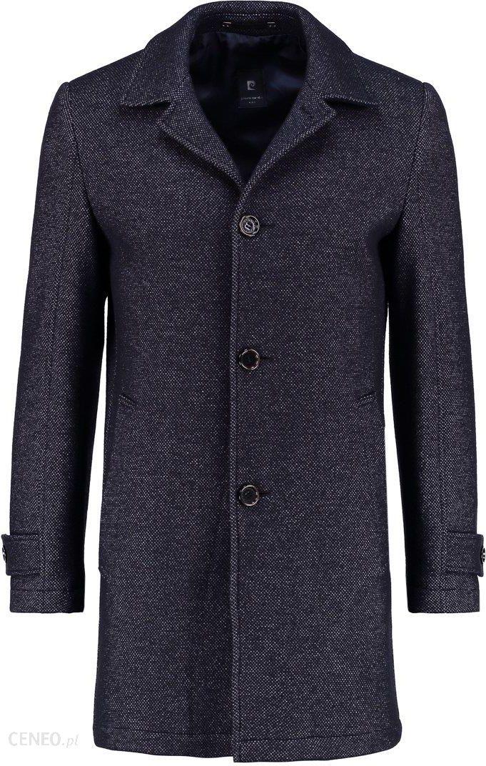 Pierre Cardin Płaszcz wełniany Płaszcz klasyczny blau