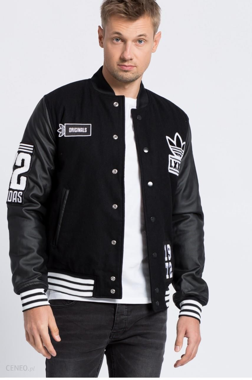 adidas Badge Bomber Black | Footshop