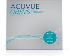 Acuvue 1-Day Oasys HydraLuxe 90 szt
