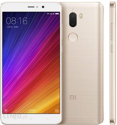 Xiaomi Mi 5s Plus 6 128gb Zloty Cena Opinie Na Ceneo Pl