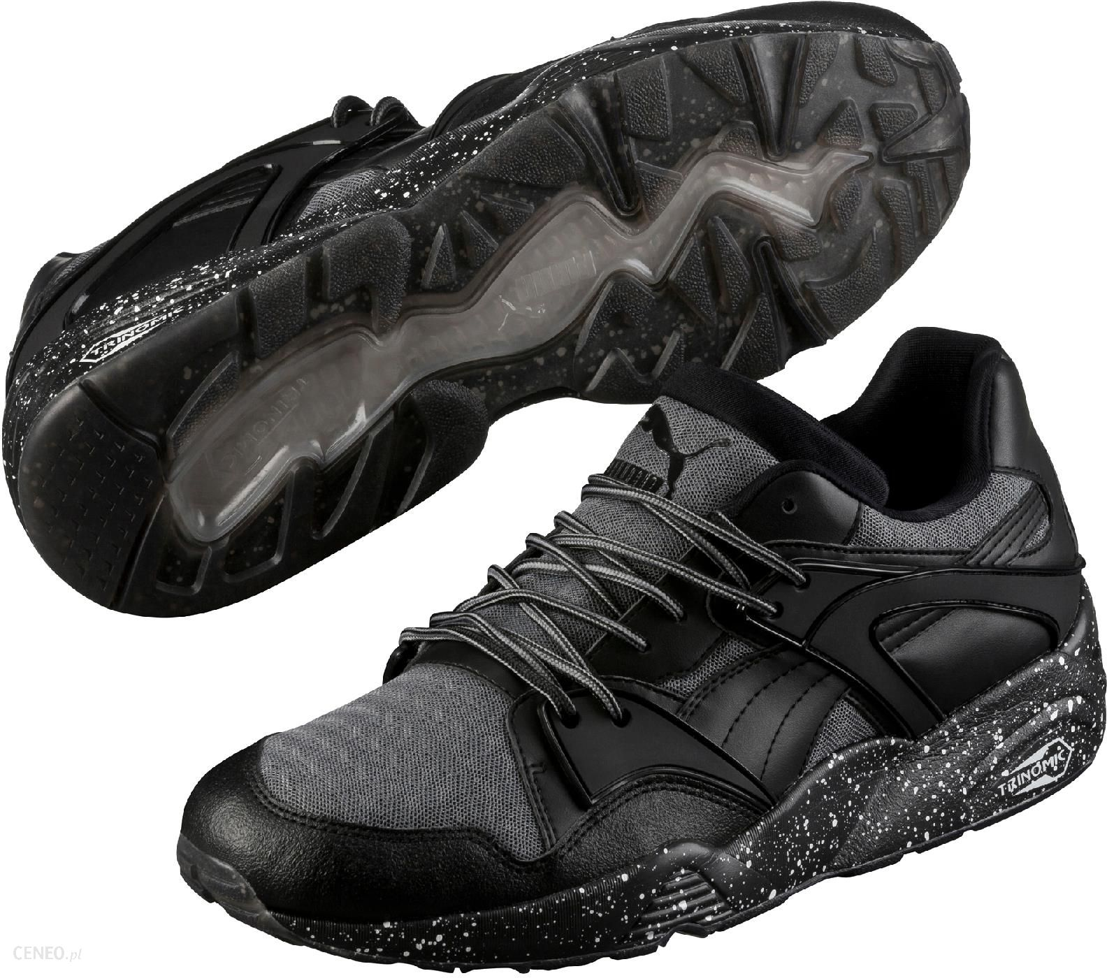 Puma Blaze Tech Mesh Steel Gray Puma Black 42,5
