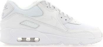 Nike Buty damskie Air Max 90 Mesh Gs białe r. 39 (833418 100