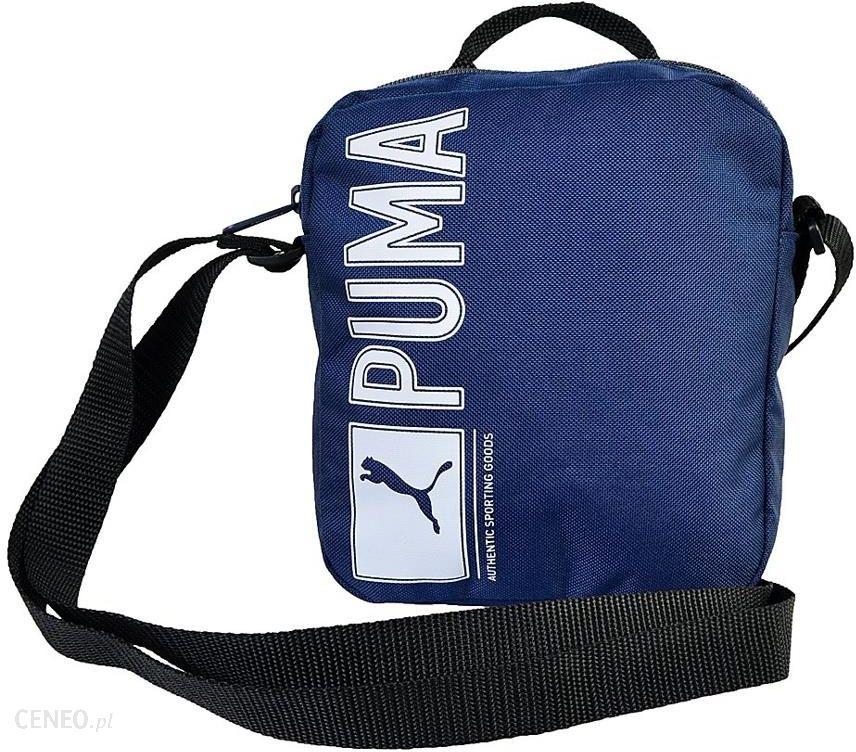 5efb3c8f634af Torebka na ramię Pioneer Portable 2L Puma - Granatowy - Granatowy - zdjęcie  1