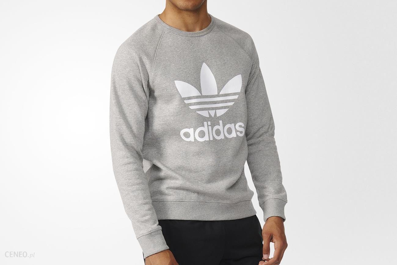 bluza adidas trefoil crew sweatshirt ay7792