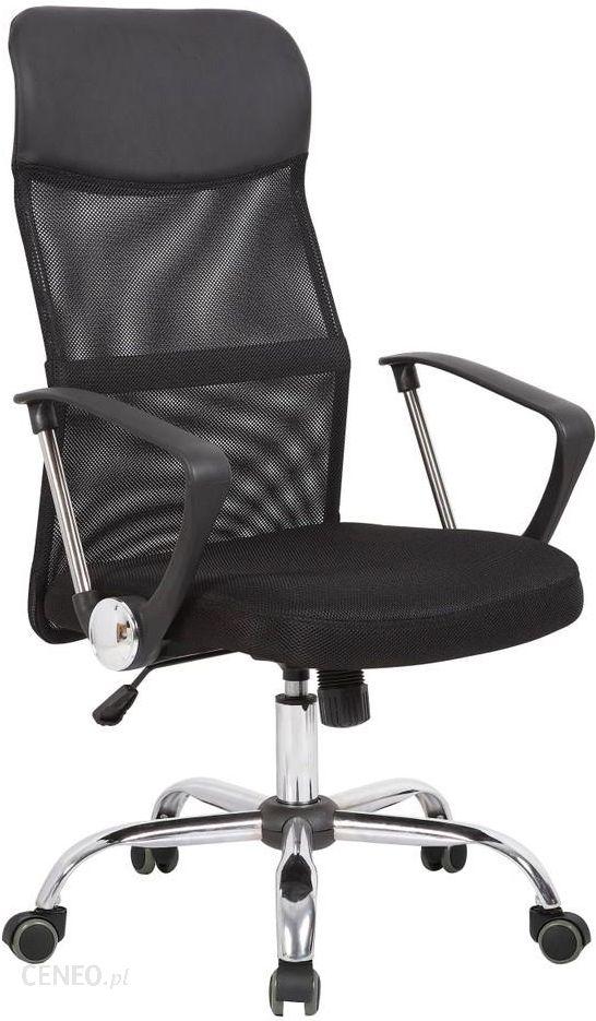 Home Invest Krzesło obrotowe Marco czarny