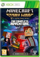 Minecraft Story Mode The Complete Adventure (Gra Xbox 360)