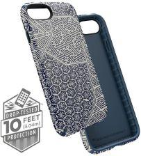 detailed look f13a8 5145b Speck Presidio Inked - Etui Iphone 7 Shiboritile Blue Matte/Marine Blue  (799905757)