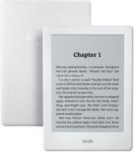 0a080e1caf2f4f Czytnik e-book Kindle Touch 8 WiFi bez reklam Biały (B0184OCGAK) - zdjęcie