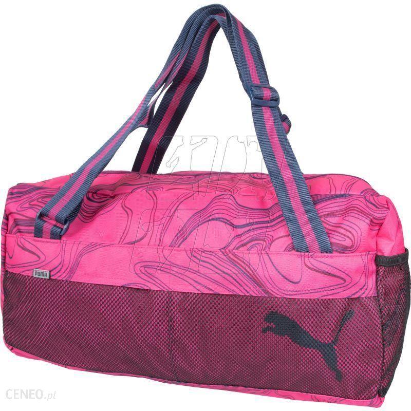 8a07b440615d2 Torba Puma Fundamentals Sports Bag II 07375708 - Ceny i opinie ...