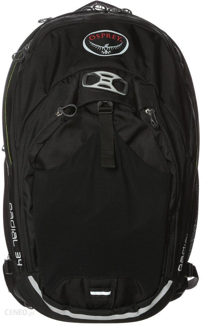 1c5fc03c84744 ... i rekreacja Turystyka Plecaki Osprey Radial 34 Czarny. Plecak Osprey  Radial 34 Czarny - zdjęcie 1