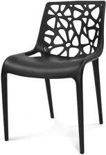 Hile Krzesło Ażurowe 226 Czarny Opinie I Atrakcyjne Ceny Na Ceneopl