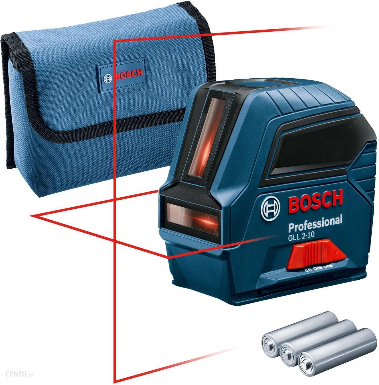 Bosch Laser Liniowy GLL 2-10 0601063L00