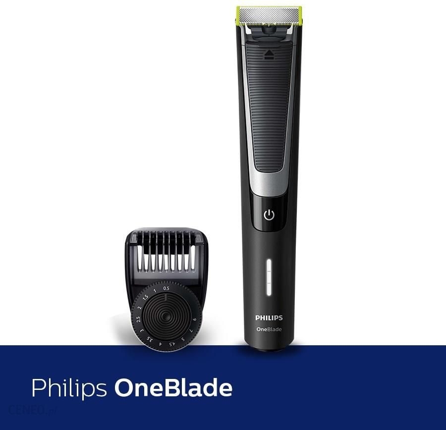 trymer philips oneblade pro qp6510 20 opinie komentarze o produkcie 2. Black Bedroom Furniture Sets. Home Design Ideas