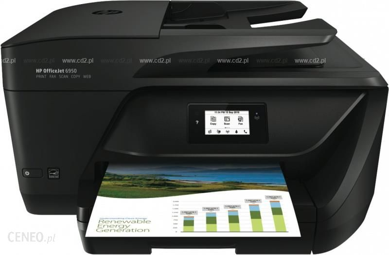 """Viskas viename"" spausdintuvas ""HP OfficeJet PRO 6950 AiO"" (P4C78A)"