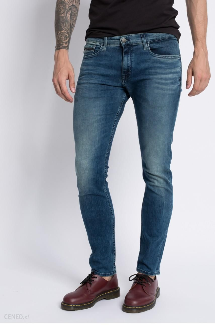 63b00fab8eda7 Jeansy męskie - Calvin Klein Jeans - Jeansy - Ceny i opinie - Ceneo.pl