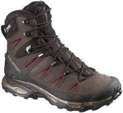 Buty trekkingowe Salomon Elbrus WP, ciepłe buty zimowe