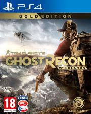 Tom Clancy's Ghost Recon Wildlands - Gold Edition (Gra PS4)