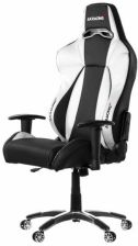 Akracing Premium Black/Silver AK7002BS