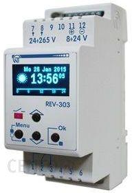 Novatek Electro Zegar Programowalny Wielofunkcyjny Rev-303