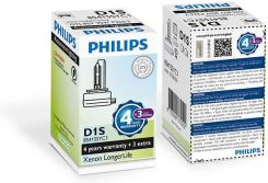 Philips D1S Warranty 85415SYC1 8727900375220