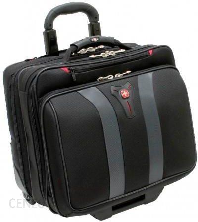 65a48839f78bd Torba na laptopa WENGER GRANADA LAPTOP TROLLEY BLACK 17.0 600 659 (600659)  - zdjęcie