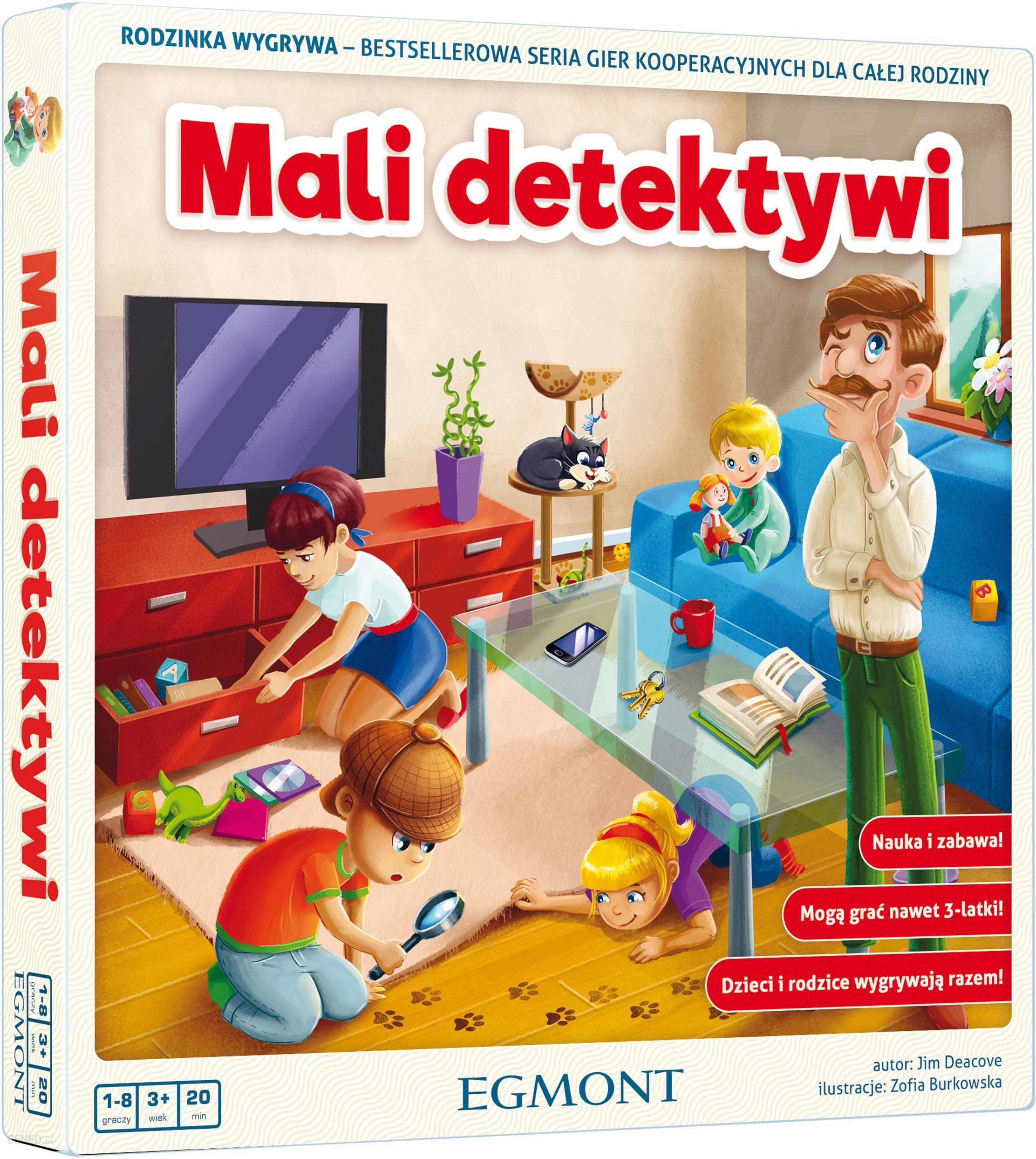 Egmontas Mažieji tyrėjai