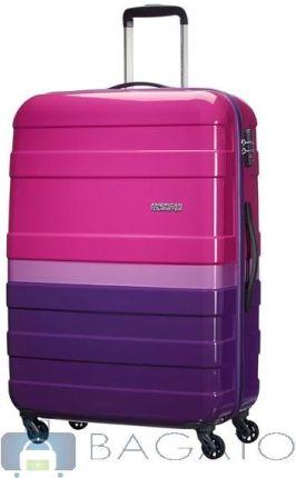 64b8e3ddd1abd Solier Walizka Duża Podróżna Ryanair Kolory XXL od159,00zł. walizka AT by  SAMSONITE PASADENA duża 4koła 89l - fuksja - fioletowy