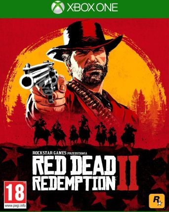 Red Dead Redemption 2 (Gra Xbox One)