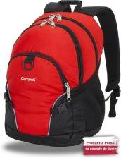 3998e1f9aae90 Plecak Campus Falcon 75+10 Grafitowy Czerwony Szary - Ceny i opinie ...