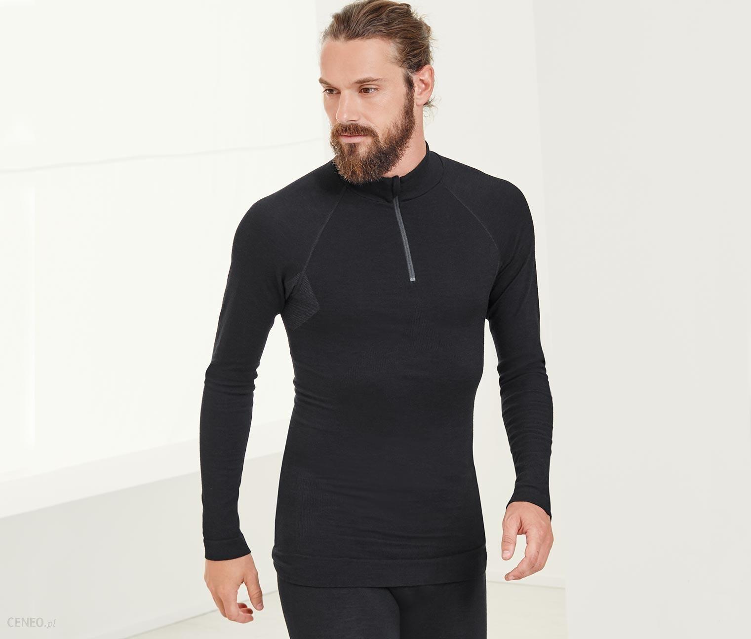 c0eaacc7368c45 Tchibo Koszulka funkcyjna z wełną merino, męska - Ceny i opinie ...