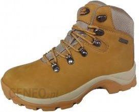 5a72a4294e739 Damskie buty trekkingowe Atletico SW003 camel - Ceny i opinie - Ceneo.pl
