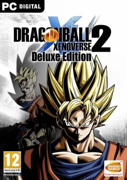 Dragon Ball Xenoverse 2 Deluxe Edition Digital Od 145 17 Zl Opinie Ceneo Pl
