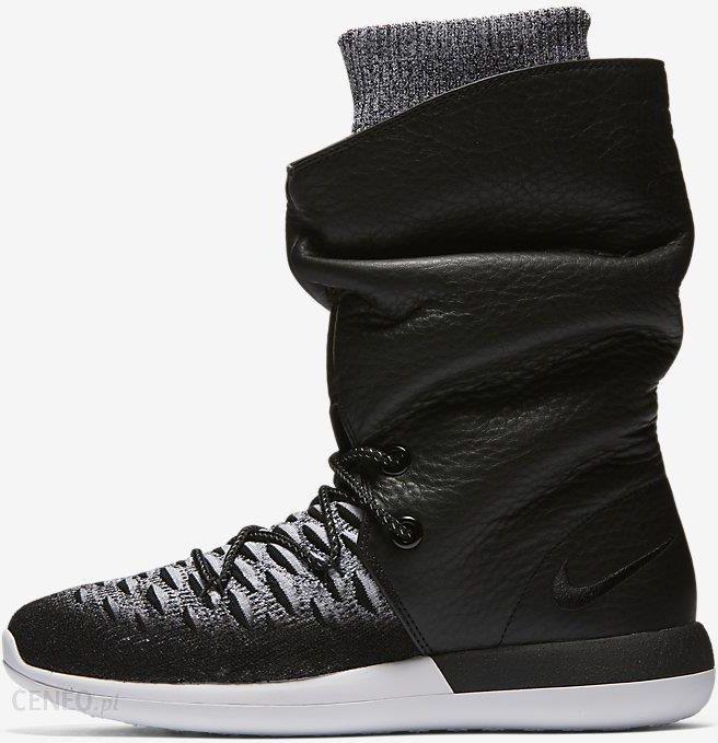 buty skate specjalne do butów kupować tanio Buty zimowe damskie Nike Roshe Two Flyknit Hi
