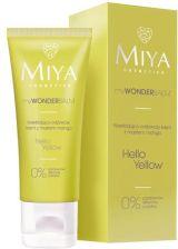 Miya myWONDERBALM Hello Yellow Krem Nawilżająco-Odżywczy z Masłem Mango 75ml 03b8596b52