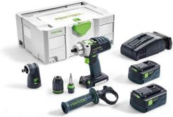 Festool PDC 18/4 Li 5,2-Set 40/60Nm 574703