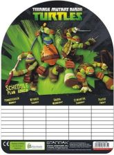 Plan lekcji Ninja Turtles
