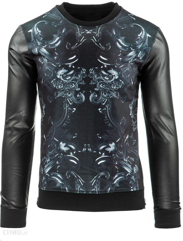 Bluza męska czarna (bx1986)